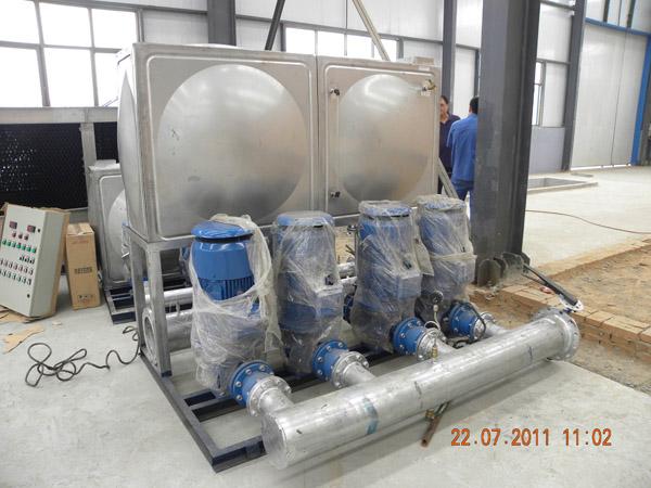 中频电源电炉成套设备